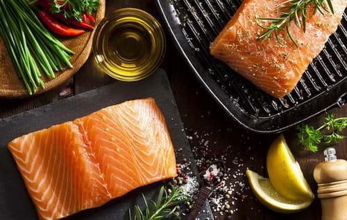 Chế độ ăn uống khoa học giúp đẩy lùi lão hoá.