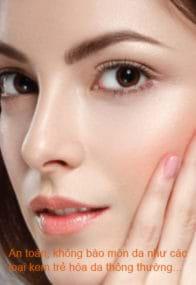 LiS Lovin' Skin có gây kích ứng cho da không?